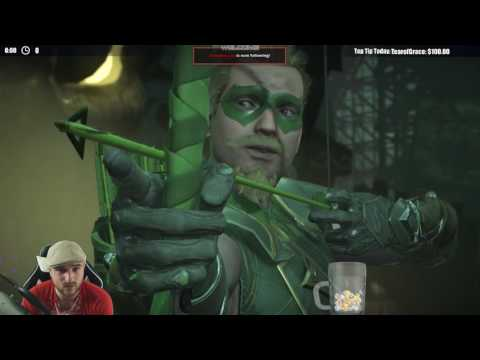 INJUSTICE 2 RANKED! DAY OF... GREEN ARROW! - I DON'T CARE!! pt3