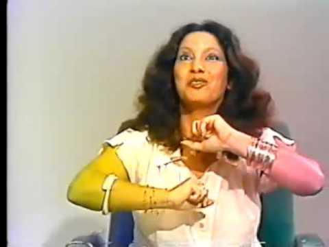 Leda Nagle entrevista a cantora Clara Nunes