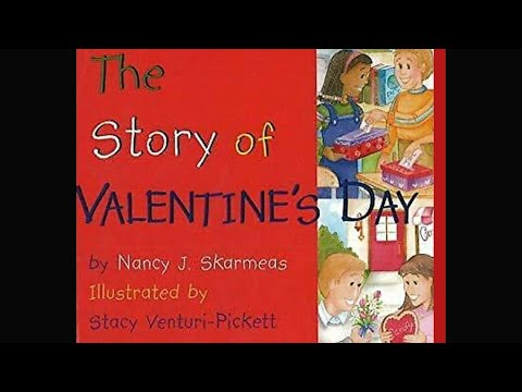 the story of valentines day childrens read aloud - Valentines Day Story