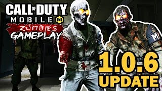 PLUS DE COD MOBILE SUR LA CHAINE ? Mise à Jour 1.0.6 + Mode Zombies Gameplay Call of Duty Mobile FR