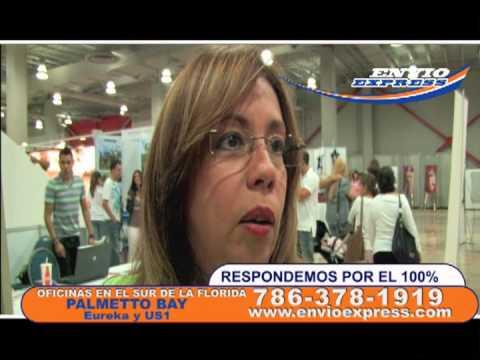 Envio Express Colombia, Venezuela, Peru, Ecuador