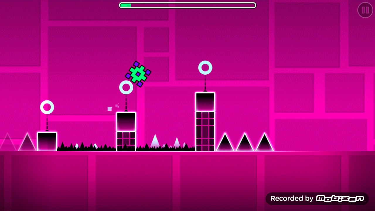 Geometry Dash | Full Version | Back On Track - YouTube