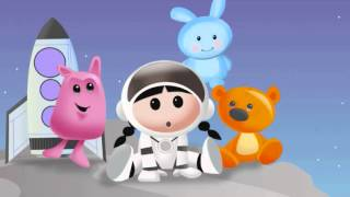 Teach your Children About Space - Tee hee the Astronaut - Great bedtime Story!