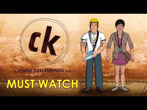 PK MOVIE SPOOF || SHUDH DESI ENDINGS poster