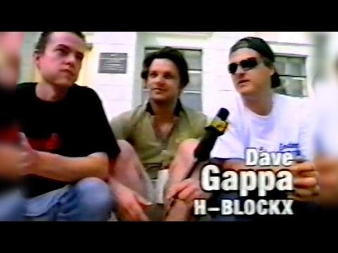 Fritonika 1996, Ufa, HBLOCKX & Die Piddlers