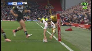 Magic Makinson - Hatrick vs the Kiwis. [England vs New Zealand '18]