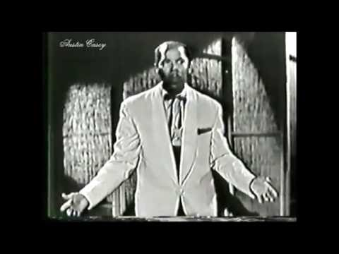 Bill Kenny (Live) - Whispering Grass (1954 Television)