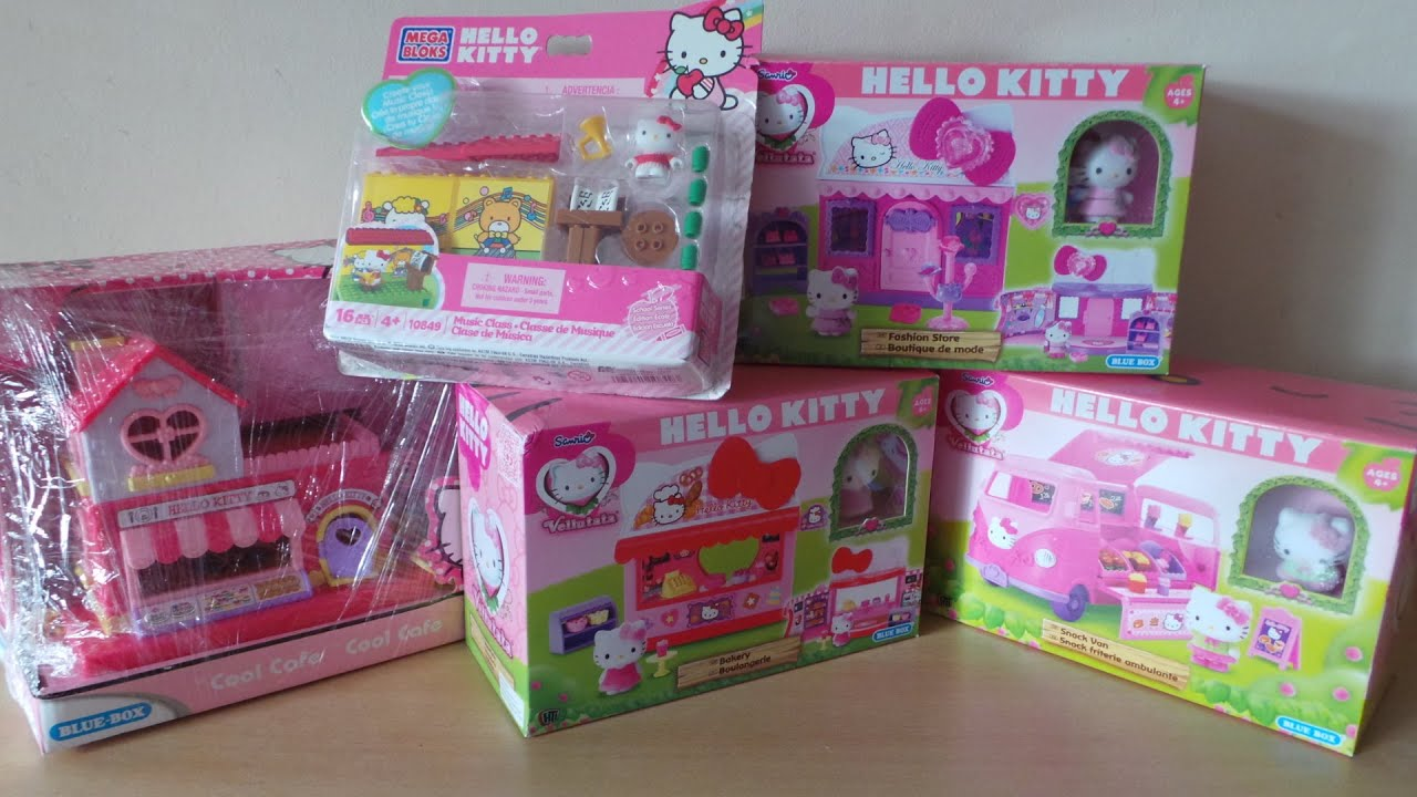 Popular Hello Kitty Toys : Top hello kitty girls toy vellutata for christmas inc