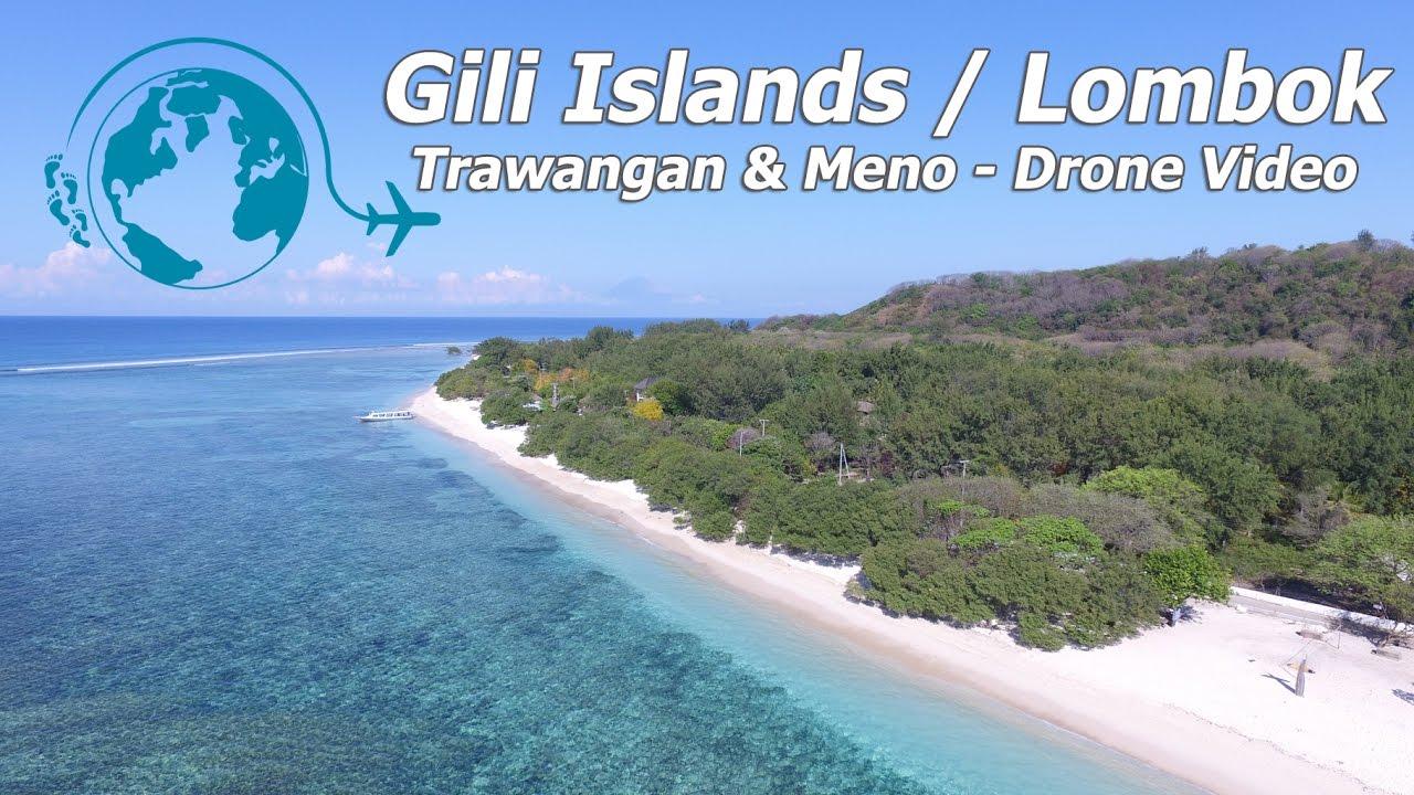 #02 Gili Islands - Gili Trawangan, Gili Meno - Indonesien ...