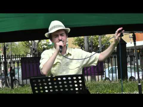 Richard Aubrey singing, 'Can You Feel the Love Tonight'