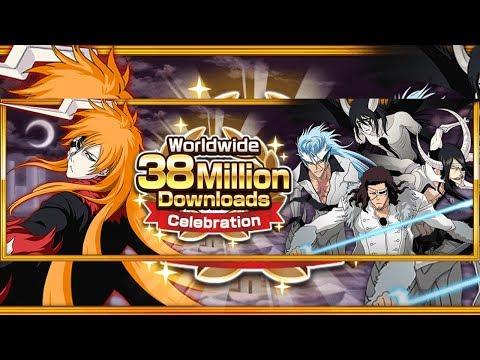 Bleach Brave Souls: 38 milhões de downloads = muitos eventos e prêmios!!! - Omega Play