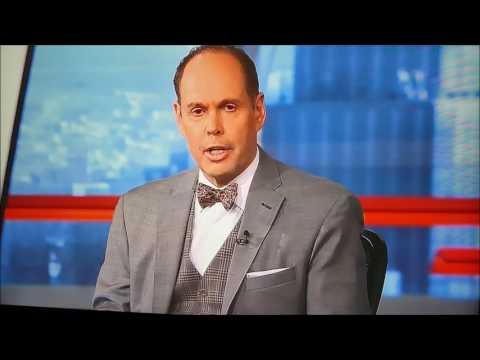 Ernie Johnson shares the gospel on live TV with MILLIONS!