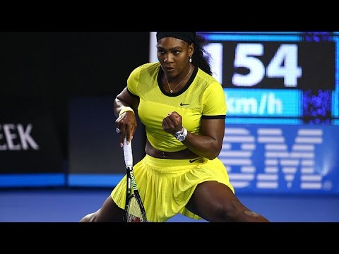Women's Singles Championship Williams v Kerber FULL MATCH | Australian Open 2016