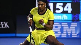 Women's Singles Championship Williams v Kerber FULL MATCH | Australian Open 2016