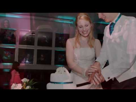 Southampton Wedding Uplighting - DJ Martin Lake