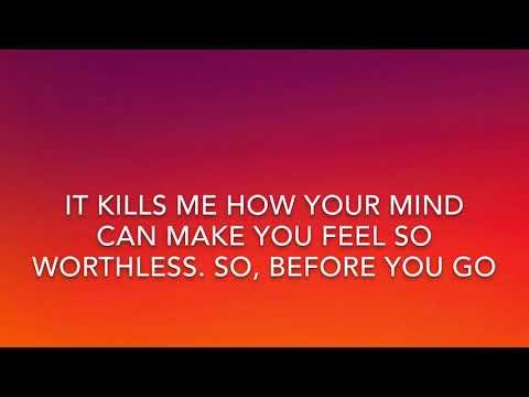 before-you-go--lyrics