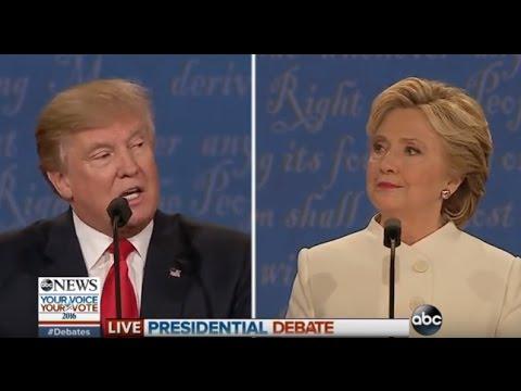 Presidential Debate 3 Highlights | Clinton, Trump on Mosul Offensive