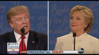Presidential Debate 3 Highlights | Clinton, Trump on Mosul Offensive