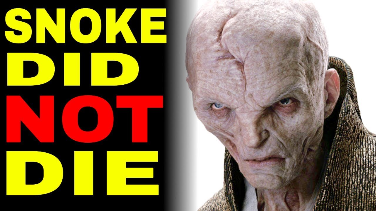 Snoke Theory: Snoke's GREATEST POWER REVEALED in Star Wars The Last Jedi (SPOILER ALERT!)