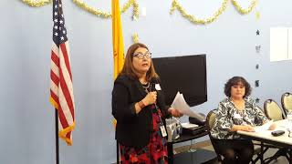 APS  Native American Open Community Forum   Dr. Madelyn Serna Marmol - Assoc. Super