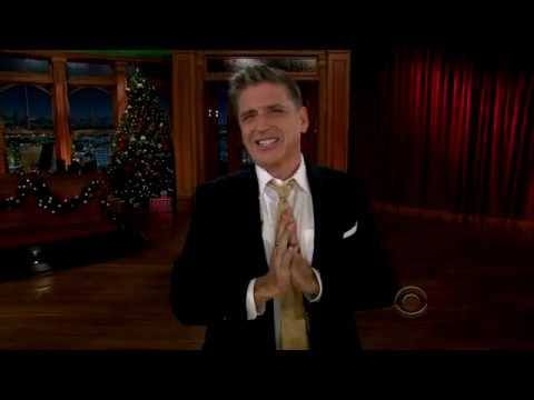Craig Ferguson 2013 12 16 Joe Theismann