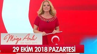 Müge Anlı ile Tatlı Sert 29 Ekim 2018 - Tek Parça
