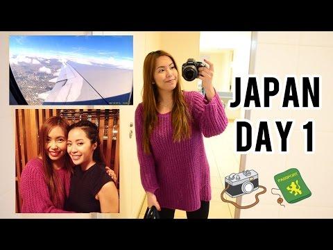 JAPAN DAY 1 Nov.6 TOKYO HOTEL TOUR + MET MICHELLE PHAN - saytiocoartillero