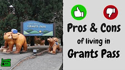 Pros and Cons of Living in Grants Pass, Oregon