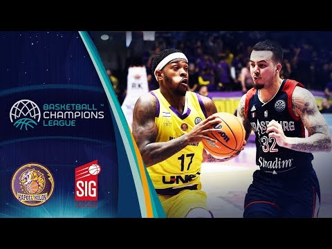 Unet Holon V Sig Strasbourg – Highlights – Basketball Champions League 2019-20