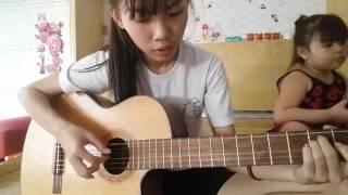 Guitar Cover Tội cho cô gái đó