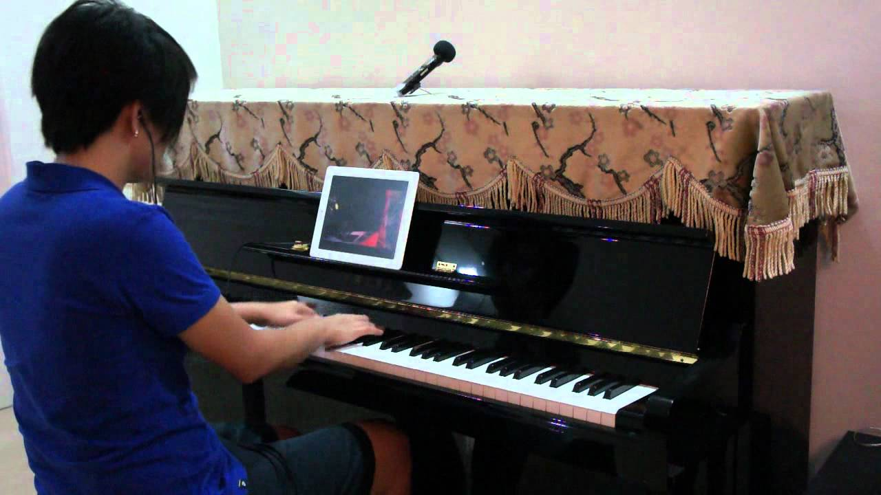 Adam Lambert Naked Love Piano Cover by Claire Low (GlambertPianist)