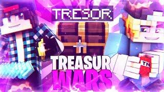 NOUS SOMMES VRAIMENT NUL !!!! (Mais vraiment) TreasureWars sur THEHIVE !!! [MCPE FR]