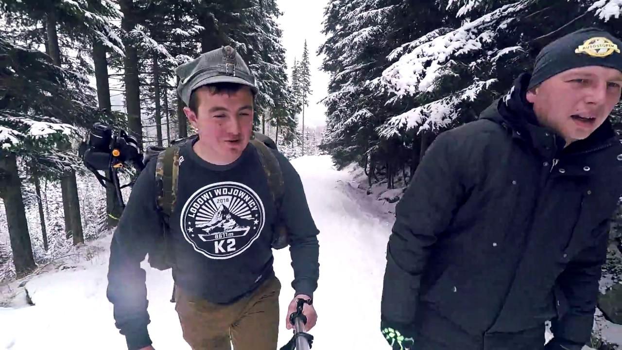 Z PRYWATNEGO ARCHIWUM – Zimowa Narodowa Wyprawa Na Śnieżkę