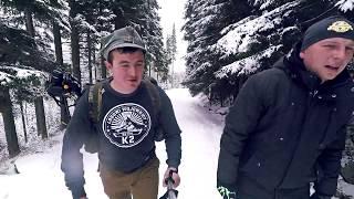 Z PRYWATNEGO ARCHIWUM - Zimowa Narodowa Wyprawa Na Śnieżkę