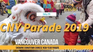 Vancouver Chinese New Year Parade 2019