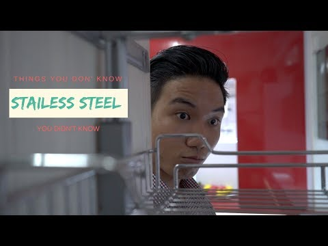 Home Renovation Singapore | Things You Don't Know You Didn't Know: Stainless Steel Products