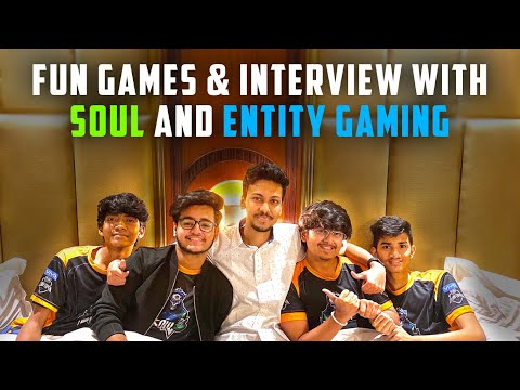Fun Games & Interview With Soul & Entity Gaming | Episode 3