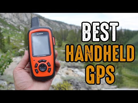 Top 5 Handheld GPS Device for Hiking & Backpacking