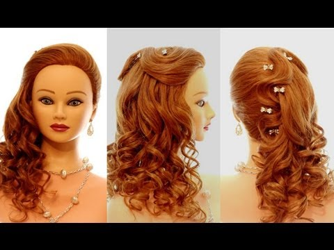 romantic-prom-hairstyle-for-long-hair.-bridal-hairstyles.