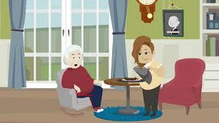Sociální práce se seniory v jejich domácnostech