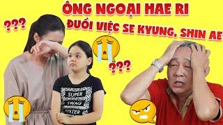 TIN SHOCK! SE KYUNG và SHIN AE suýt bị ông ngoại HAE RI đuổi khỏi nhà sau khi gặp lại cha?  FAST TV