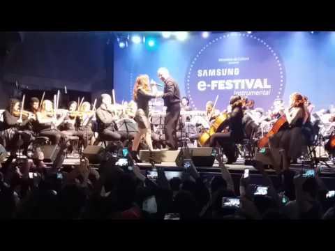 """Na sua Estante"" - Orquestra Juvenil Heliópolis e Pitty"