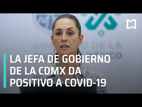 Claudia Sheinbaum da positivo a COVID-19 - Expreso de la Mañana