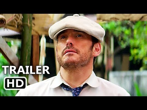 RUNNING FOR GRACE   2018 Matt Dillon, Jim Caviezel Movie HD