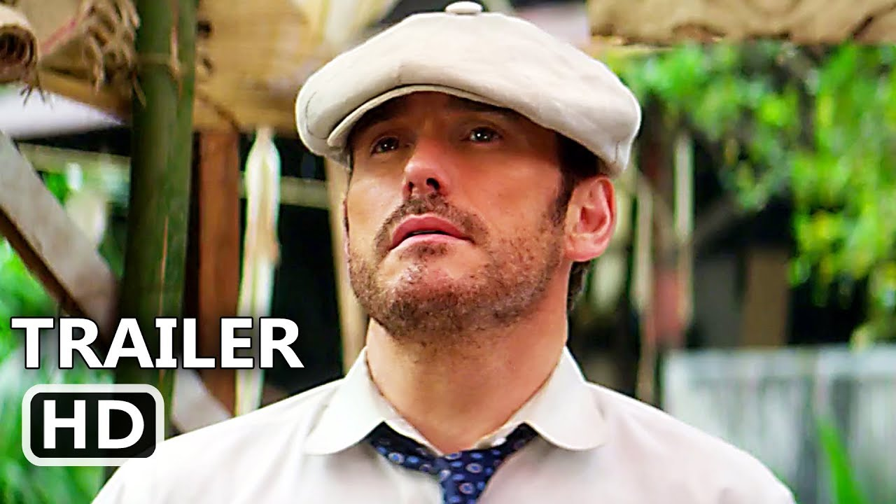 RUNNING FOR GRACE Official Trailer (2018) Matt Dillon, Jim Caviezel Movie HD