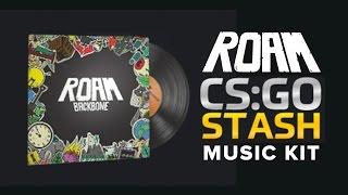 ROAM - Counter Strike: Global Offensive (CS:GO) Music Kit