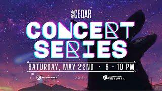 MOAH Cedar Virtual Concert Series (May)