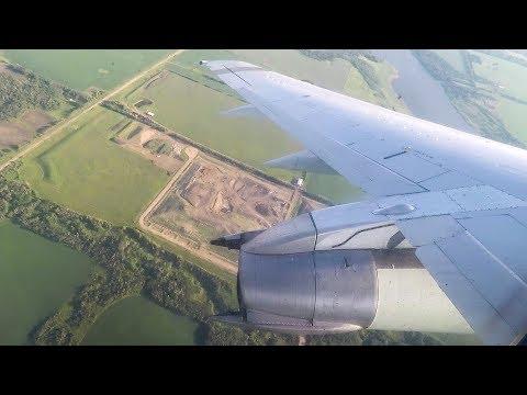 FULL FLIGHT   Canadian North Boeing 737-200 Combi Edmonton To Yellowknife