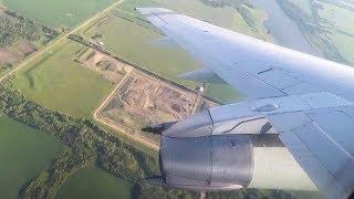 FULL FLIGHT | Canadian North Boeing 737-200 Combi Edmonton to Yellowknife