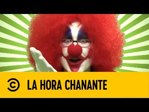 Vivo Con Tu Madre | El Payaso | La Hora Chanante | Comedy Central España